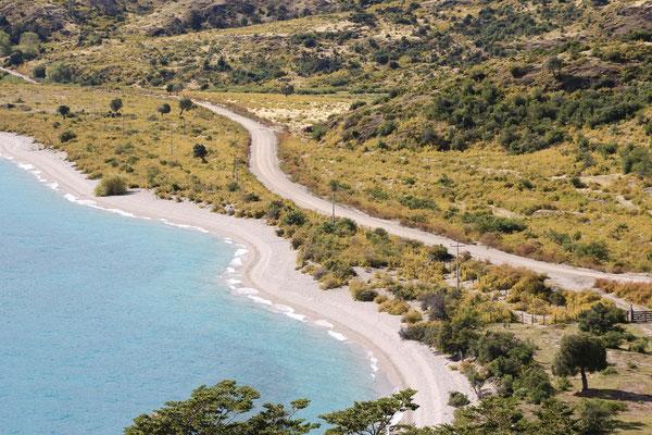 Lago General Carrera: von der Carretera Austral nach Chile Chico