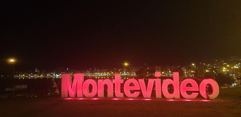 Montevideo, unsere erste Etappe auf unserer Südamerikareise