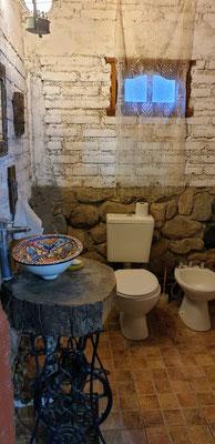 Cabañas de Montaña Rio Amarillo: mit eigenem Badezimmer....