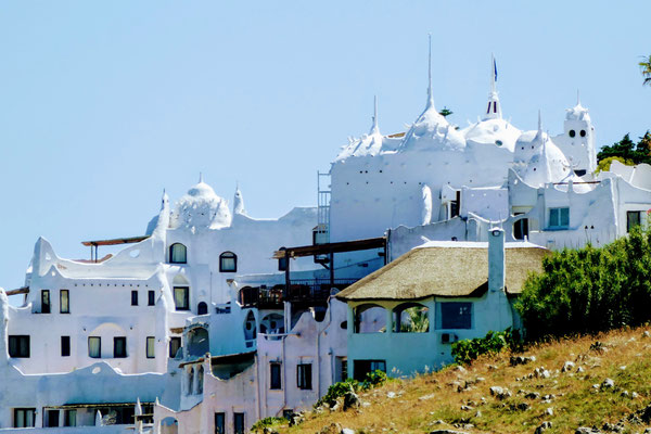 Casapueblo in Punta del Este