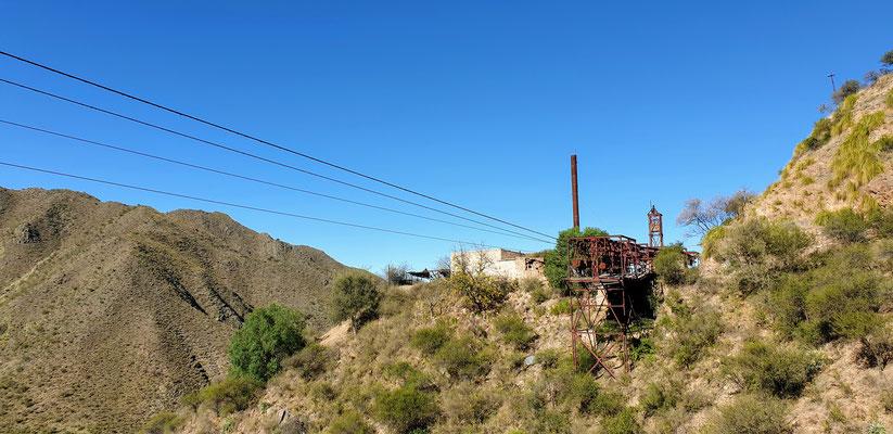 Ausflug zur Estación 3