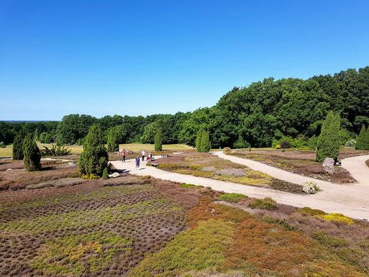 Der Heidegarten