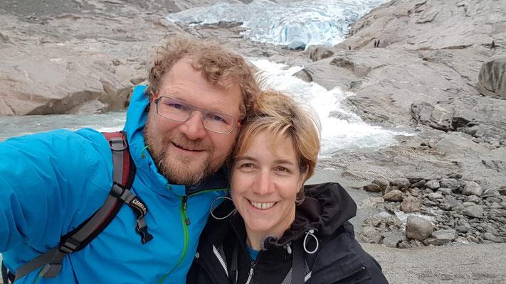 Schöne Gletscherwanderung zum Nigardsbreen