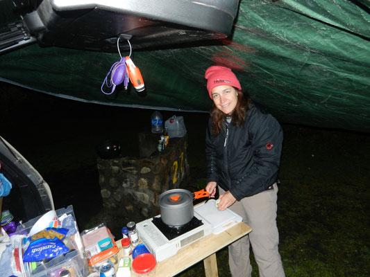 Camping Rio Pipo NP Tierra del Fuego