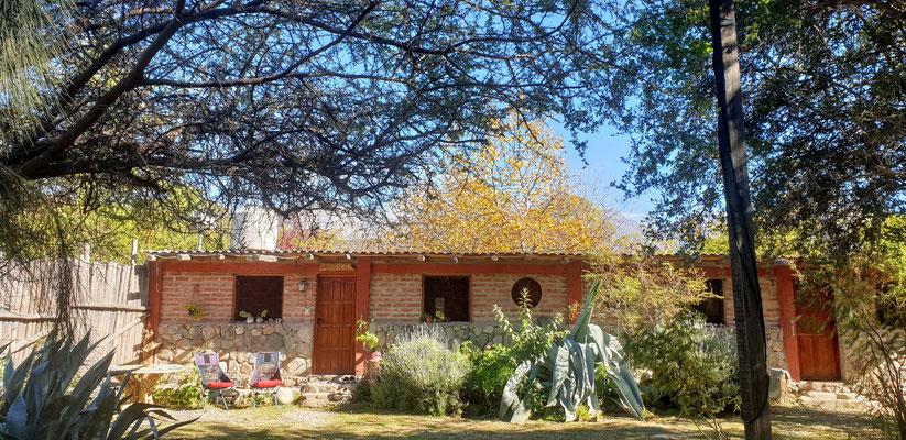 Nach 7 Wochen ziehen wir um: unser neues Zuhause in Santa Florentina...