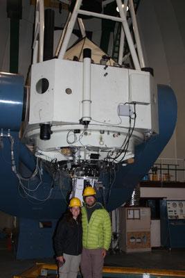 grösstes Observatorium in Argentinien im Nationalpark El Leoncito
