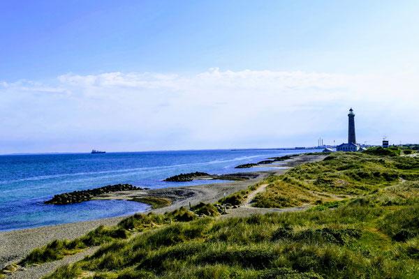 ...mit dem nördlichesten Leuchtturm