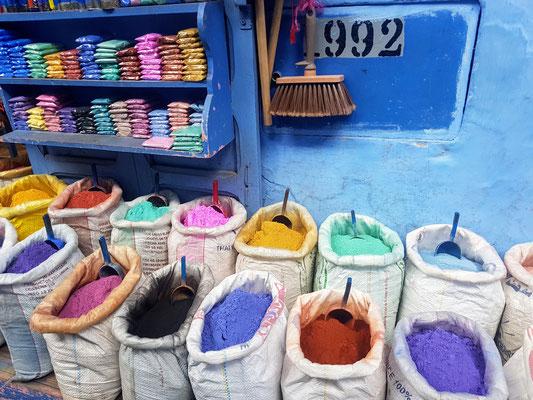 Welche Farbe hätten's gerne?