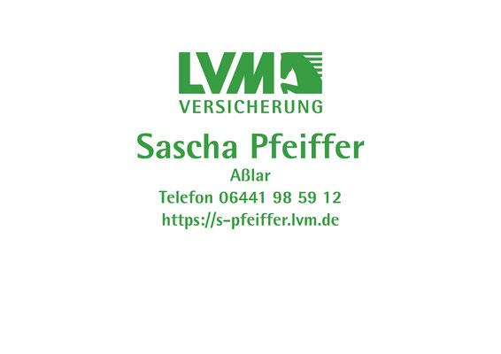 Sicherheits-Pate LVM Sascha Pfeiffer Aßlar