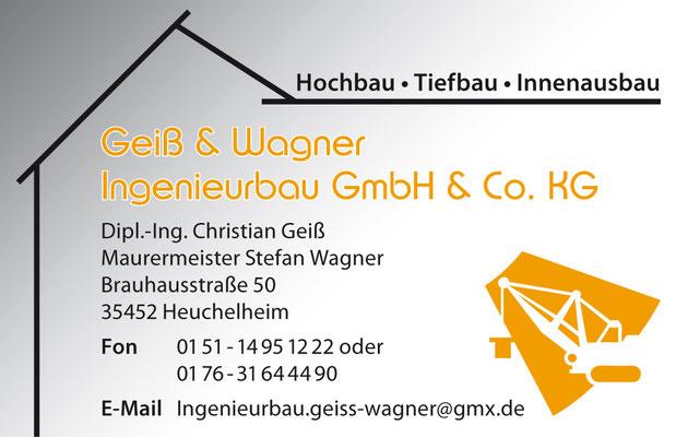 Getränke-Pate Ingenieurbüro Geiß und Wagner