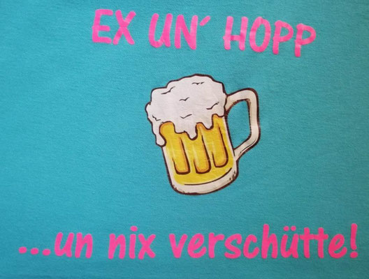 Ex'un Hopp Cocktail-Team
