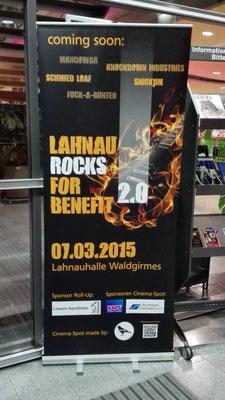 Lahnau rocks for Benefit 2.0