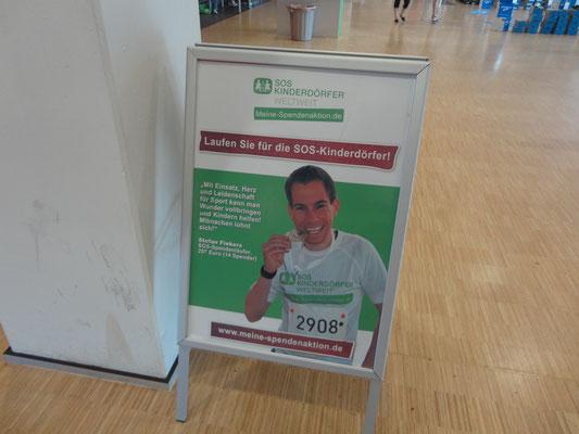 Stefan, mein Mentor in Korschenbroich ist auch für die SOS Kinderdörfer unterwegs. (ich übrigens auch. Du auch?)