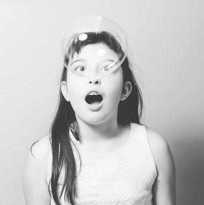 Shooting studio de la plus belle petite fille du monde Zoé a ollioules