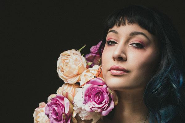 photographe Mariage toulon beaute beauty fleurs mode