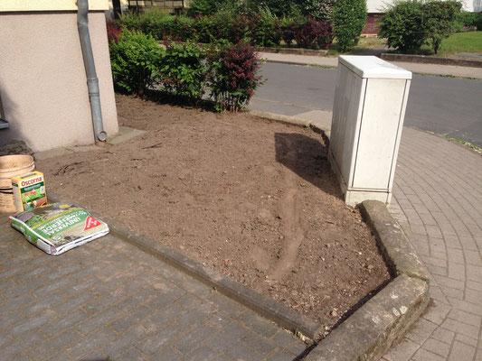 Aufbereitung und Bodenverbesserung