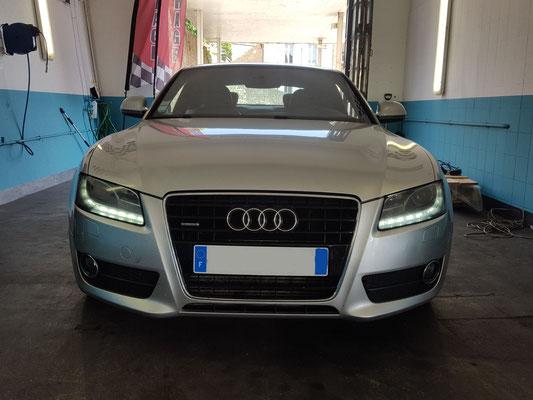 Entretien complet + remùplacement turbo - Audi A5 3.0TDI V6