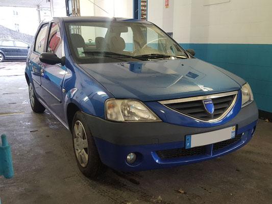 Remplacement pompe Direction Assistée - Dacia Logan
