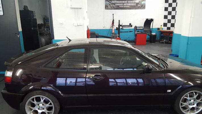 Remise en état complet Corrado G60