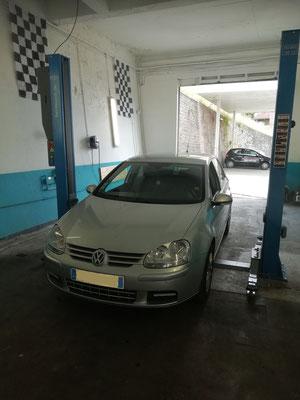 Entretien complet = 30% de remise sur toute la filtration - Volkswagen Golf V