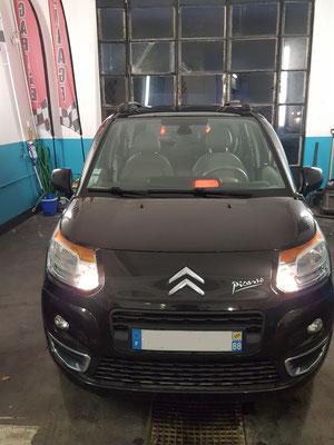 Pneus achetés au garage Drive Auto - Citroën C3 Picasso