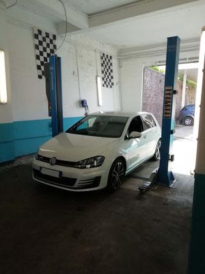 Achat pneus - Volkswagen Golf VII