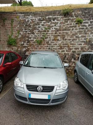 Check-up départ en vacances + 2 plaques d'immatriculation (à venir) - Volkswagen Polo