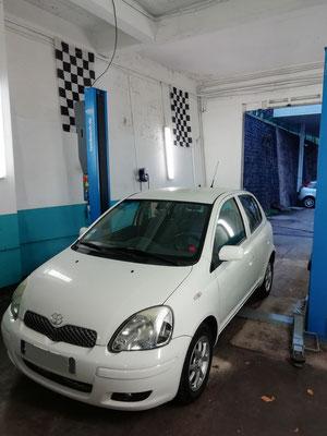 Recherche de panne / Nettoyage circuit admission - Toyota Yaris
