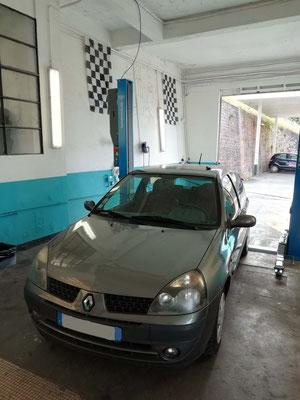 Remplacement lève-vitre - Renault Clio II