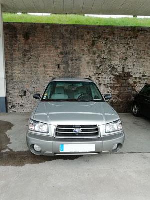 Remplacement étrier + barres stabilisatrice - Subaru Forester