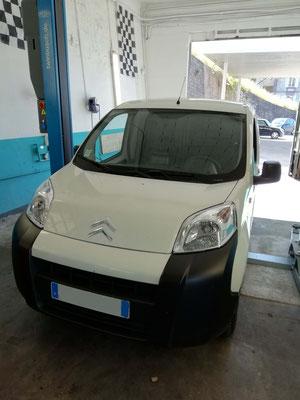 Entretien annuel - Citroën Némo