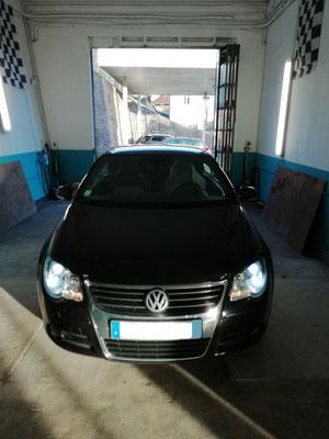 Achat de pneus au garage Drive Auto = Montage équilibrage offerts - Volkswagen EOS