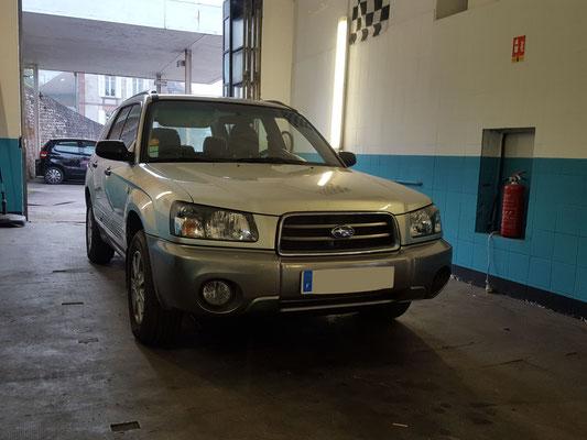 Distribution + entretien - Subaru Forester