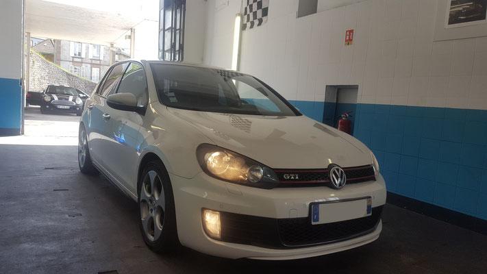 Remplacement freinage arrière - Volkswagen golf VI GTI