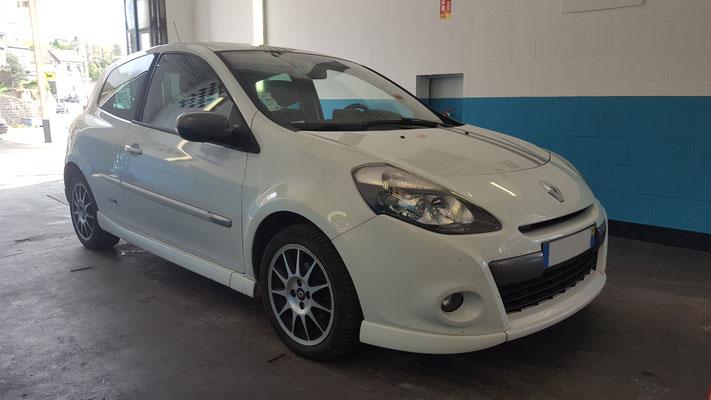 Achats pneus chez Drive Auto - Renault Clio