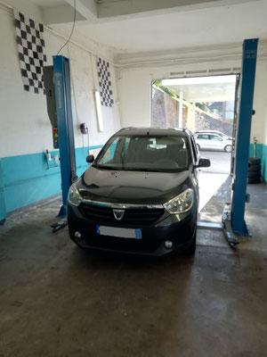 Achats de pneus au garage Drive Auto / Dacia Lodgy