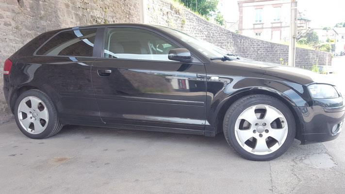 Remplacement roulements - Audi A3 Pièces fournies par le client