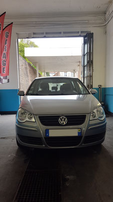 Entretien complet - Volkswagen Polo