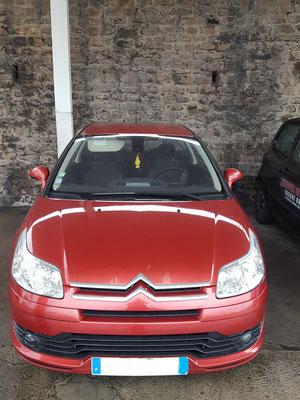 Distribution - Citroën C4