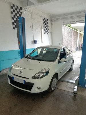 Distribution - Renault Clio III