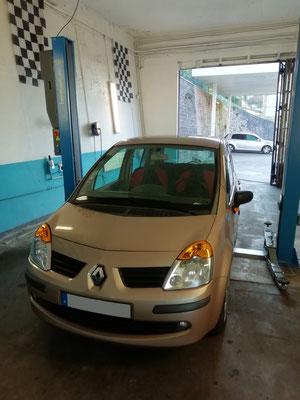 Remplacement lève-vitre - Renault Modus