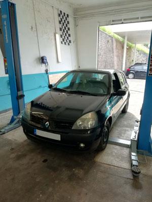 Remplacement capteur ABS - Renault Clio II