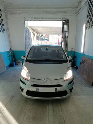 Vidange huile de boîte - Citroën C4 Picasso