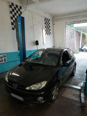 Achats de vos pneus au garage Drive Auto = Montage/équilibrage offerts - HANKOOK été sur Peugeot 206