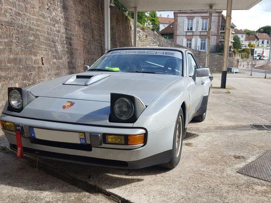 Recherche de panne et remise en route Porsche 944