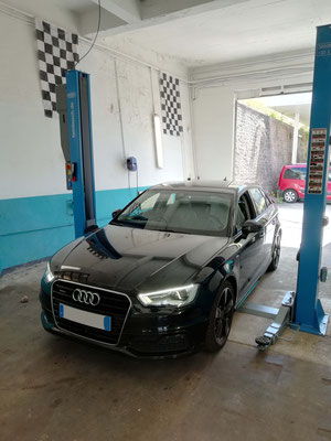 Entretien complet - Audi A3