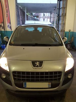 Distribution - Peugeot 3008