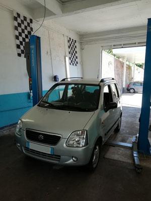 """Achat de 2 pneus """"HANKOOK"""" - Suzuki Wagon R+"""