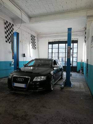 Vidange Huile de boite automatique + huile de pont arrière - Audi A6