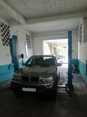 Achat de quatre pneus CONTINENTAL = Montage/équilibrage offerts - BMW X5
